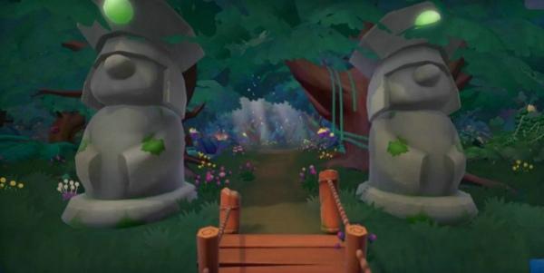 摩爾莊園手游黑森林寶箱在哪 黑森林地圖全寶箱位置介紹