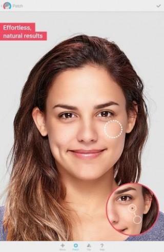 Facetune脸部优化截图(4)