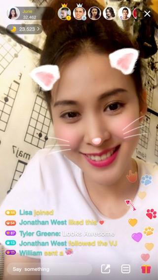 Kitty Live截图(5)