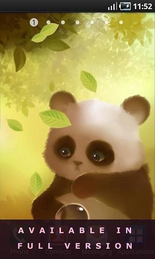 超萌熊猫动态壁纸截图(5)