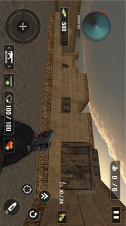 精英刺客:狙击截图(2)