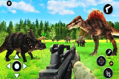 救援恐龙截图(2)