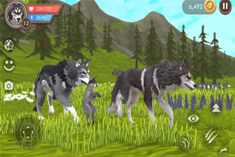 饿狼来了截图(3)