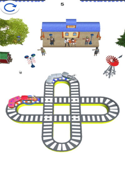 欢乐火车大冒险截图(4)