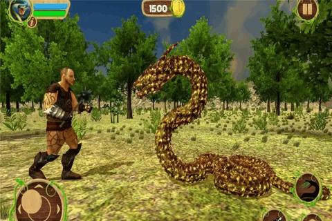 蛇出没截图(3)