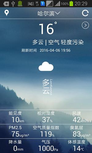 可可的天氣截圖(1)