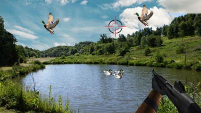 野外獵鴨模擬器截圖(3)