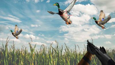 野外獵鴨模擬器截圖(1)