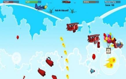 飛機突襲2截圖(3)