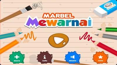 馬貝爾了解著色截圖(4)