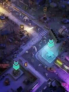 霓虹城的幸存者截圖(1)