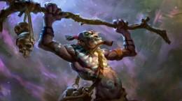 DOTA2巫医阿哈利姆迷宫天赋有哪些 巫医传奇天赋一览