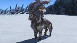 FF14硕山羊怎么获得 坐骑硕山羊获得方法