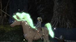 FF14彩虹马怎么获得 坐骑英西塔土斯获得方法