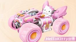 QQ飛車手游HelloKitty雷諾特性是什么 A車凱蒂貓雷諾特性介紹
