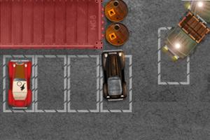 极限迅速停车小游戏