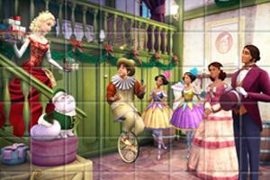 芭比之歌星公主小游戏