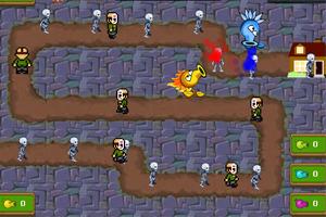 植物大战僵尸长城版电脑版小游戏