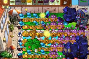 植物大战僵尸无尽版小游戏