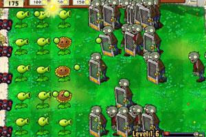 植物大战僵尸网页版小游戏