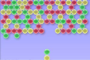 泡泡龙单机版小游戏
