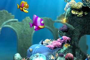 大鱼吃小鱼精装完全版小游戏