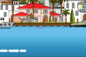 迈阿密大鲨鱼小游戏