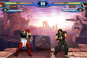 拳皇十周年加强版小游戏