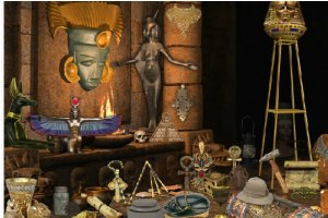 神秘古寺的秘密小游戏