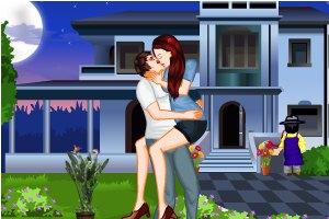 浪漫邻居小游戏