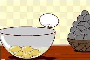 打鸡蛋小游戏