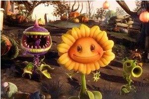 植物大战僵尸花园战争小游戏