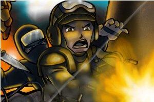 战火英雄3小游戏