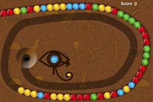 古印加祖玛小游戏