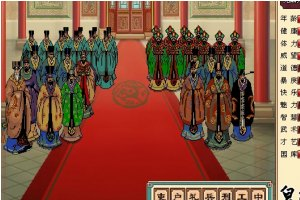 皇帝成长计划无敌版小游戏