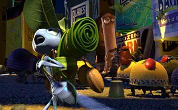 蚂蚁王国寻物小游戏