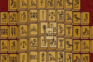 古埃及马吊塔小游戏