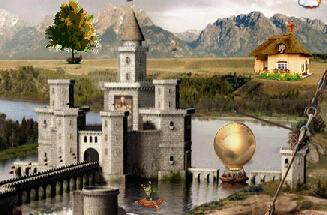 城堡找东西小游戏