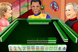 中国传统马吊小游戏