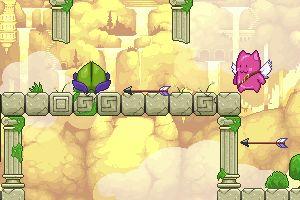 肥貓天使2小游戲