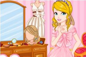 爱打扮的美女小游戏