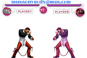 拳皇97加强版小游戏