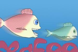 深海食物链小游戏