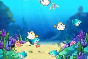 海底萌世界小游戏