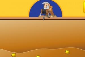 黄金矿工2单人版小游戏