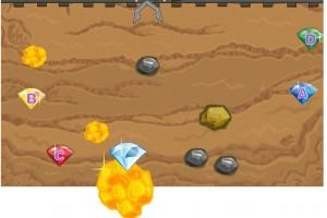 黄金矿工—生活常识篇小游戏