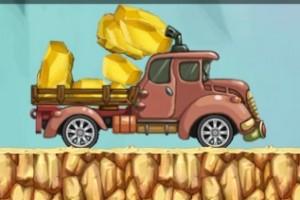 黄金采矿车小游戏