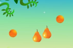 混合水果小游戏