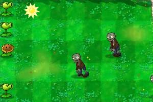 植物大戰僵尸原版小游戲