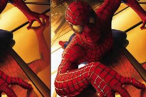 蜘蛛侠找不同小游戏